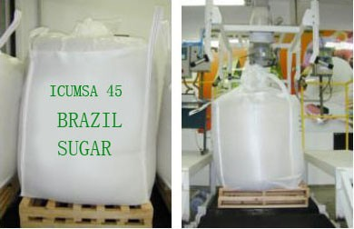 САХАР ICUMSA 45 (Бразилия)