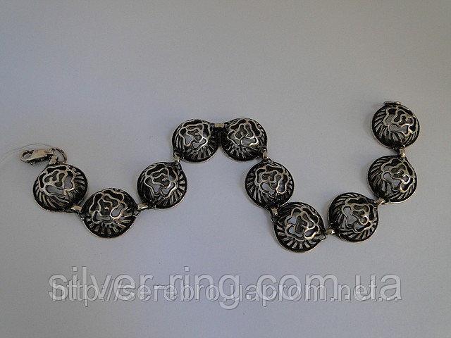 Купить Ажурный браслет на руку для женщин 0068Б