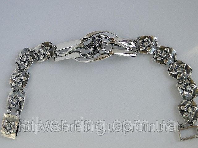 Изумительный подарок для женщины - браслет 0065Б