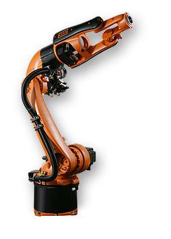 Роботы Kuka для сварки металла