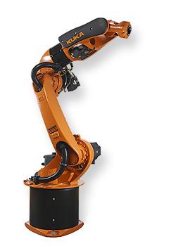 Робот для сварки труб