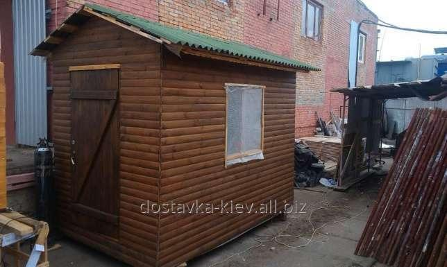 Buy The new warmed car - a change house in Kiev