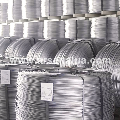Buy The wire aluminum diameter is from 0.5 to 16 mm