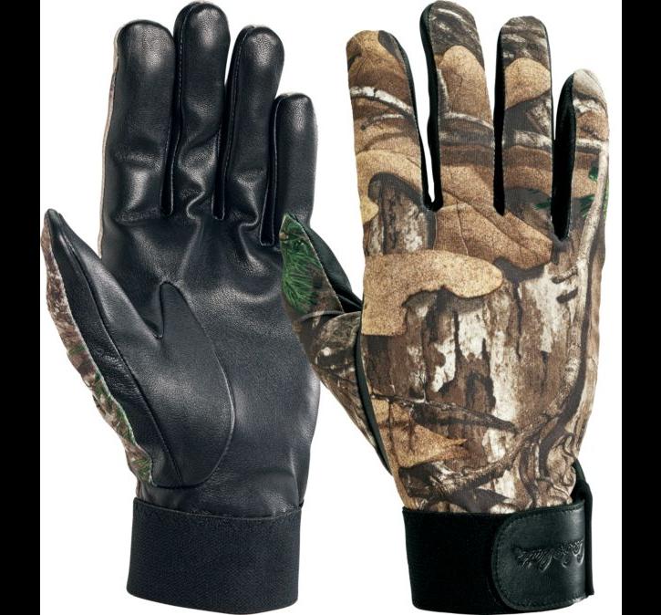 Купить Перчатки для охоты демисезонные Cabela's Men's Camoskinz Uninsulated Shooting Gloves