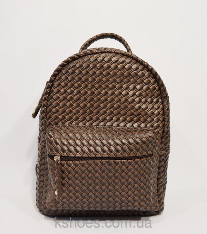Купить Женский коричневый рюкзак Voila 161362