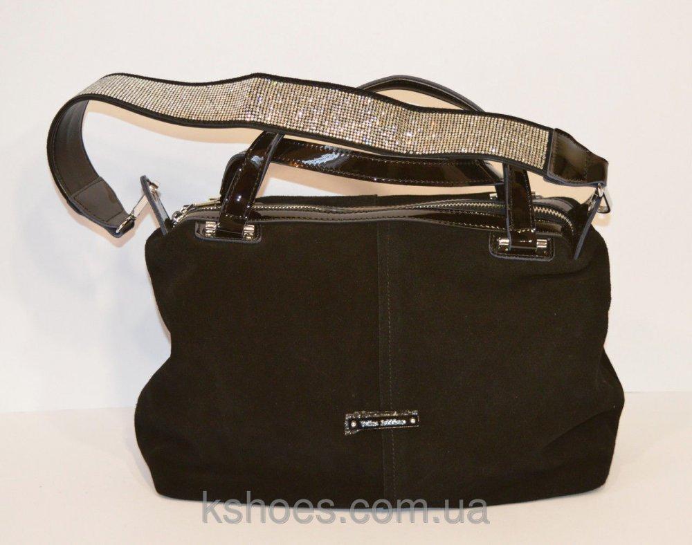 Купить Женская замшевая сумка Voila Fabbiani