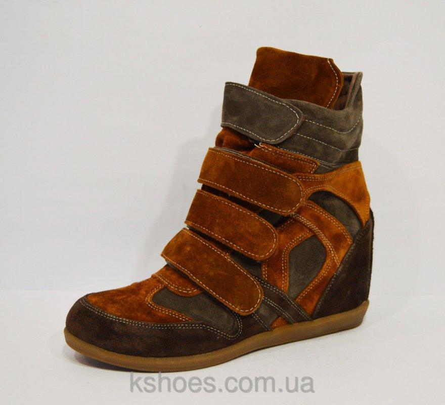 Купить Женские зимние ботинки Phany 025