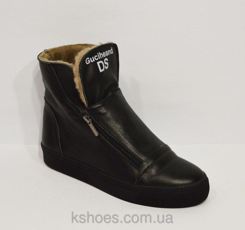 Купить Черные зимние ботинки Ditas 104