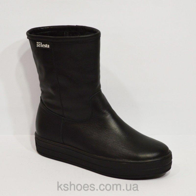 Купить Женские зимние ботиночки Selesta 1507 422310590