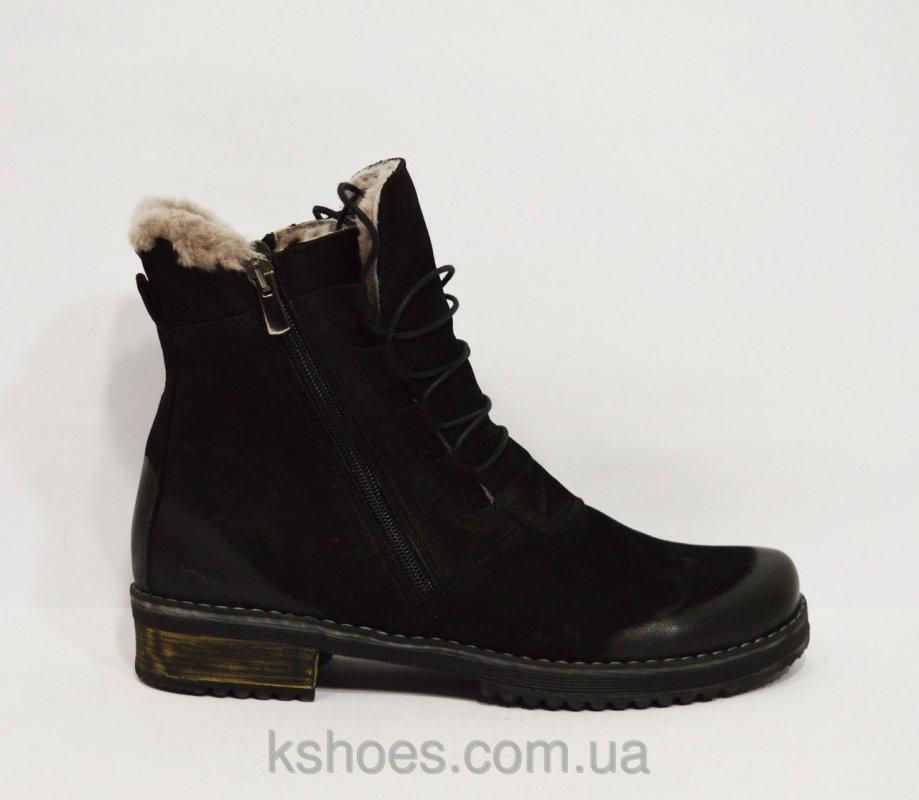 Купить Женские нубуковые ботинки Phany 220
