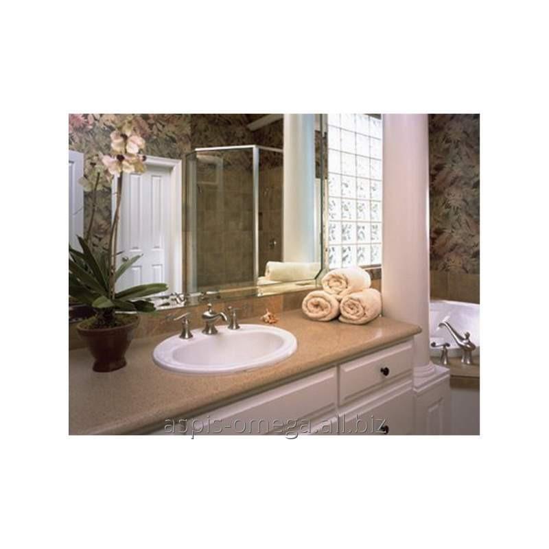 Купить Столешница для ванной из искусственного камня