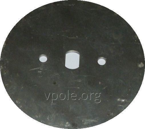 """Купить Диск высевающий без отверстий, """"глухой"""" Н 126.13.070-04"""