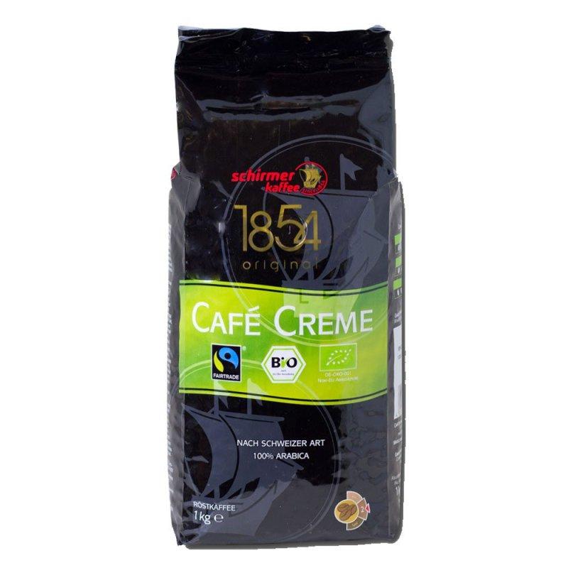 Купить Кофе SCHIRMER KAFFEE BIO CAFE CREME
