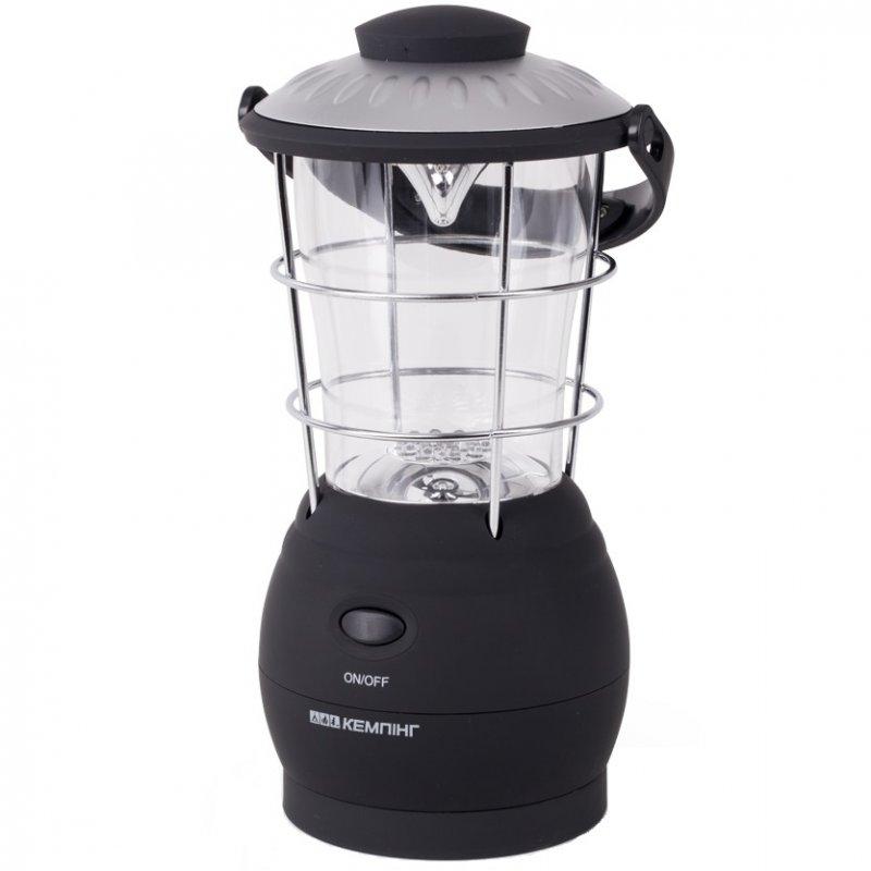 ДинаМО-Лампа Кемпинг Sg 1005