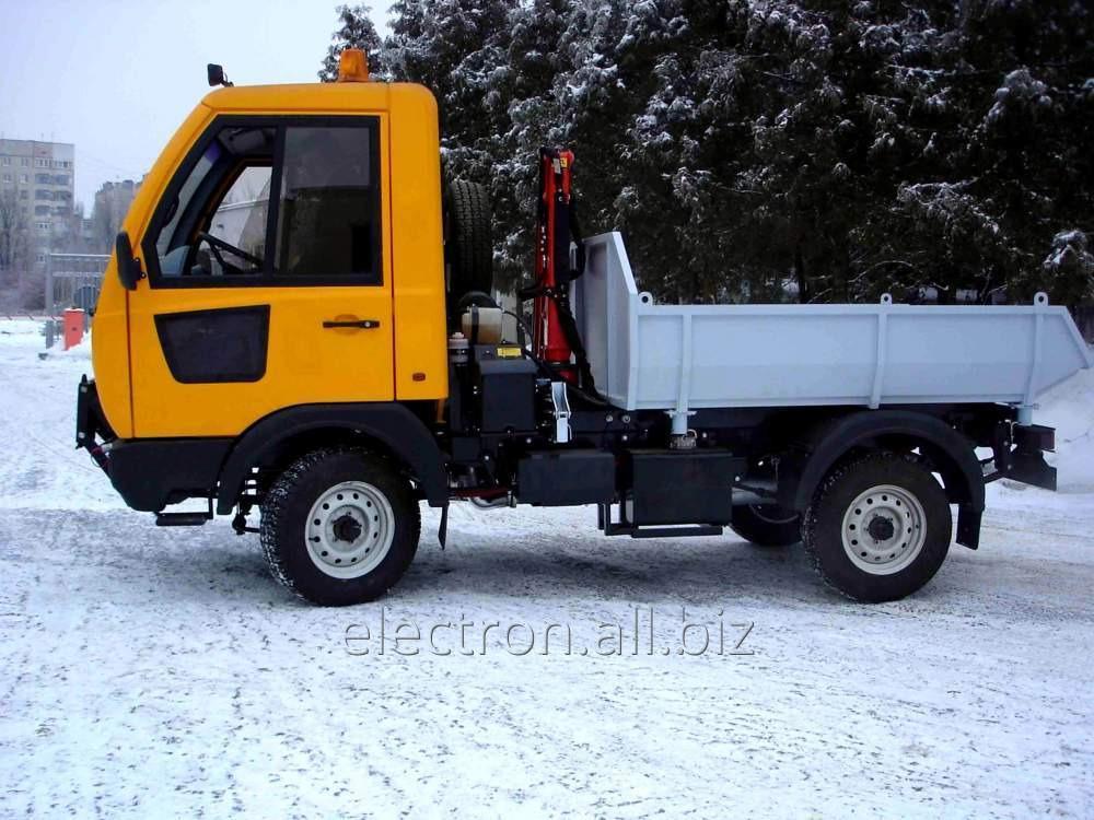 Купить Коммунальный автомобиль ЕМ-С320.12 Электрон