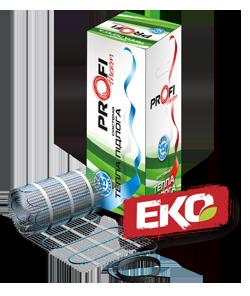 Купить Мат нагревательный ProfiTherm EKO mat/150 600W 4,0 кв. м (Украина)