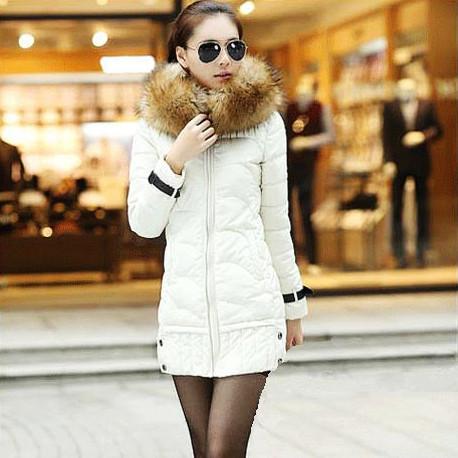 Купить Женский зимний пуховик, женская зимняя куртка. Модель 484-1