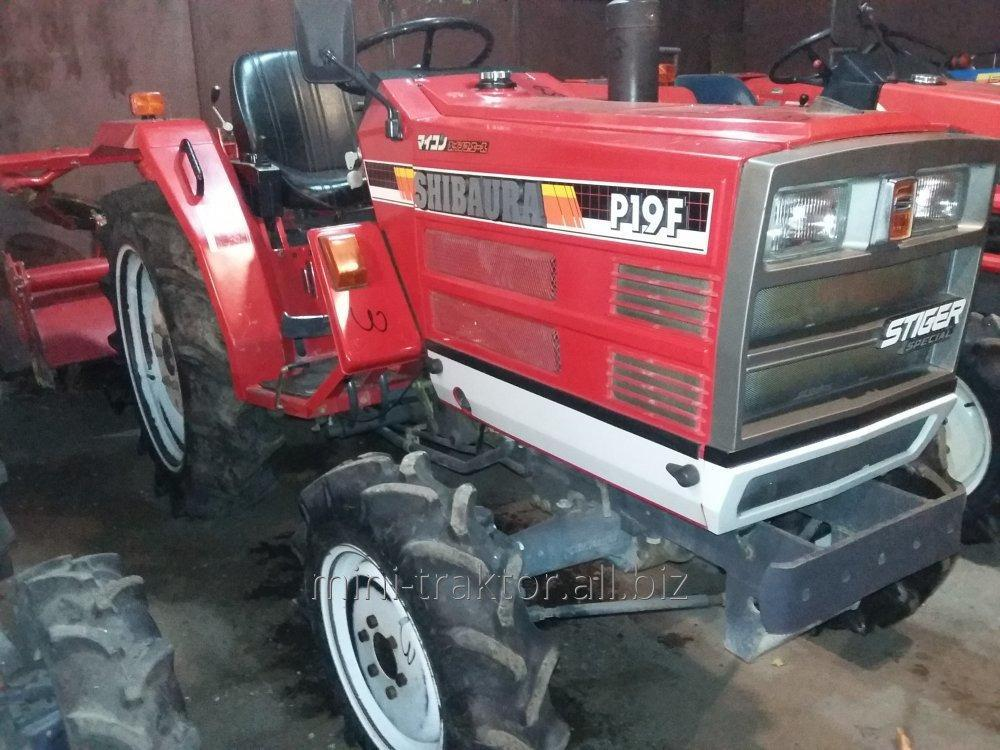 Japanese pass the Shibaura P19F tractor buy in Odessa