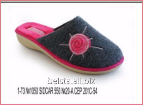 Женские домашние тапочки «Belsta»