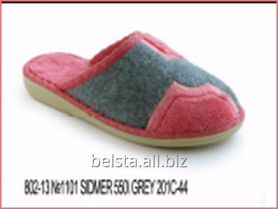 Купить Детские, подростковые тапочки «Belsta»