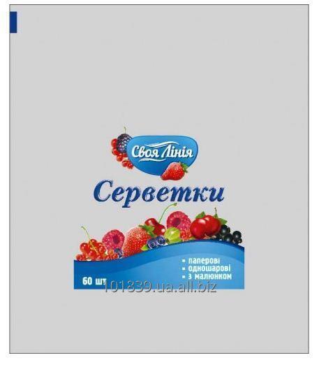 Купить Полипроптленовая упаковка для салфеток