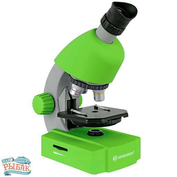Купить Микроскоп Bresser Junior 40x-640x Green
