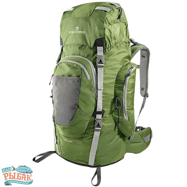 Рюкзак Ferrino Chilkoot 75 Green
