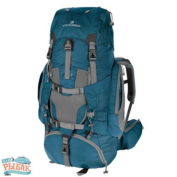 Купить Рюкзак Ferrino Transalp 100 Blue