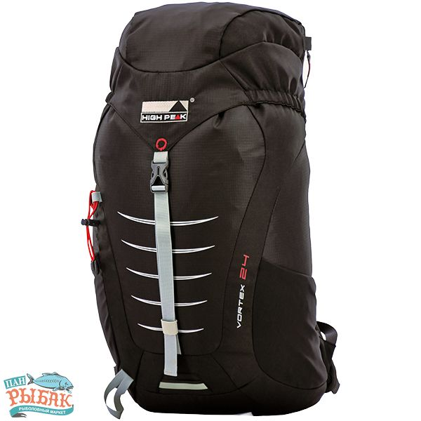 Рюкзак High Peak Vortex 24 (Black)
