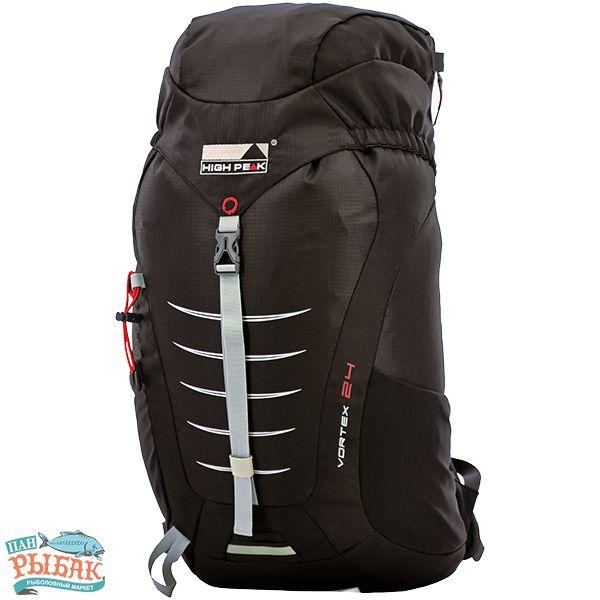 Купить Рюкзак High Peak Vortex 24 (Black)