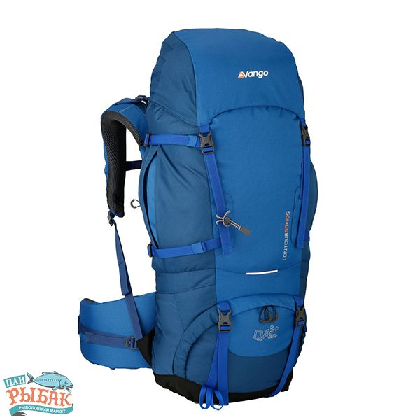 Купить Рюкзак Vango Contour 50+10S Coast Blue