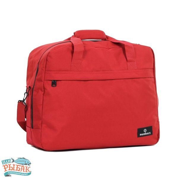 Купить Сумка дорожная Members Essential On-Board Travel Bag 40 Red