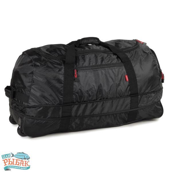 Купить Сумка дорожная Members Foldaway Wheelbag 105/123 Black
