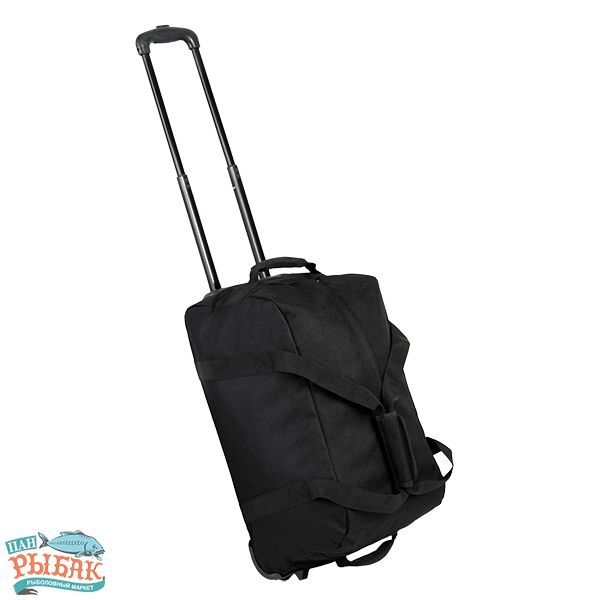 Сумка дорожная Members Holdall On Wheels Small 42 Black