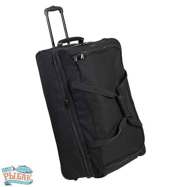 Купить Сумка дорожная Members Expandable Wheelbag Large 88/106 Black