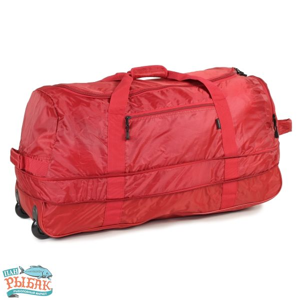 Купить Сумка дорожная Members Foldaway Wheelbag 105/123 Red