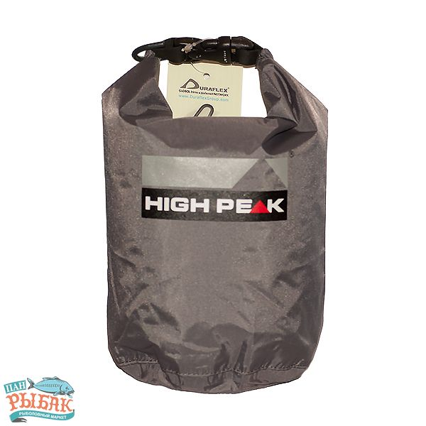 Гермомешок High Peak XXS 2L (Gray)