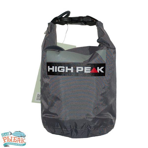 Купить Гермомешок High Peak XXXS 1L (Gray)