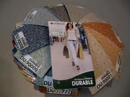 Купить Коммерческий линолеум LG Durable код PVC1
