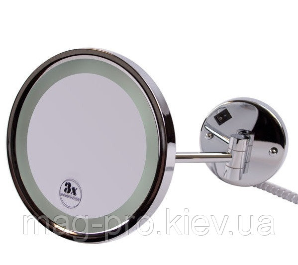 Купить Зеркало с LED подсветкой Hotek Galaxy