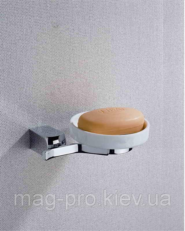 Купить Мыльница подвесная chrome plating керамическая
