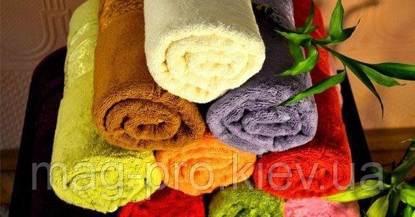Купить Полотенце цветное 50х90 Пакистан 500гр.