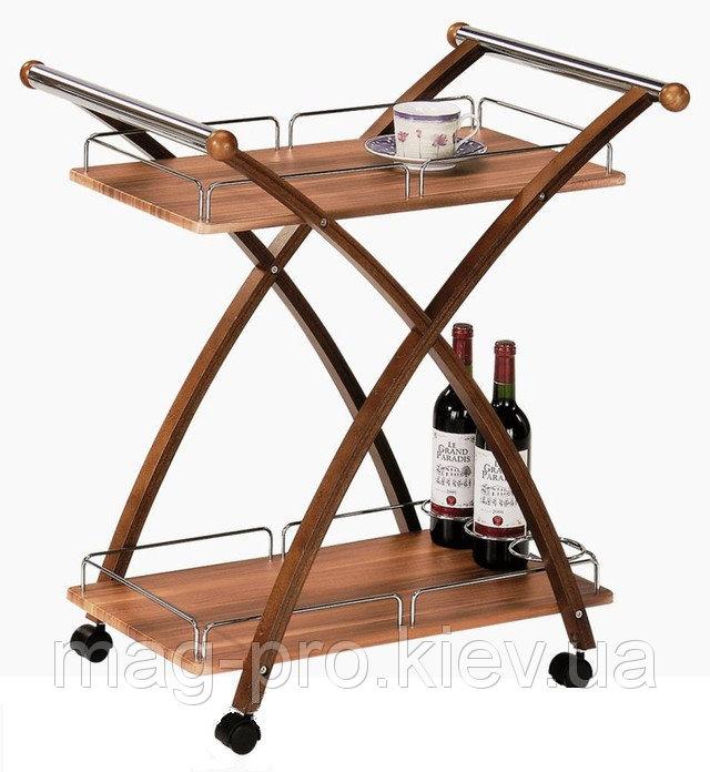 Купить Сервировочный столик (Тележка для обслуживания в номерах) код 35003