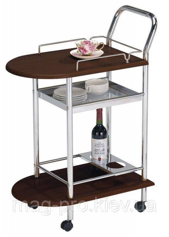 Купить Сервировочный столик (Тележка для обслуживания в номерах) код 35004