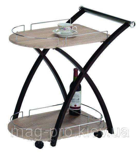 Купить Сервировочный столик (Тележка для обслуживания в номерах) код 35005