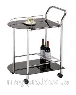Купить Сервировочный столик (Тележка для обслуживания в номерах) код 35006