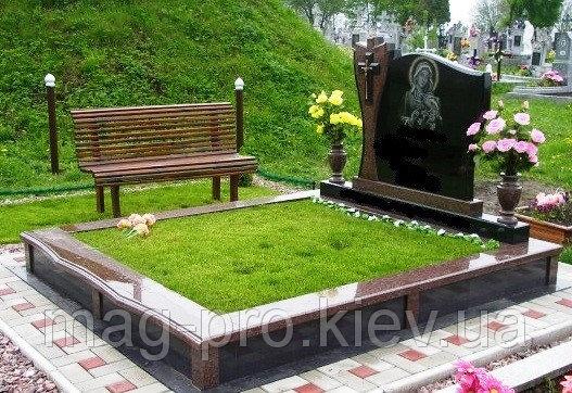 Купить Самая недорогая искусственная трава вокруг надгробья 5мм. код CG1