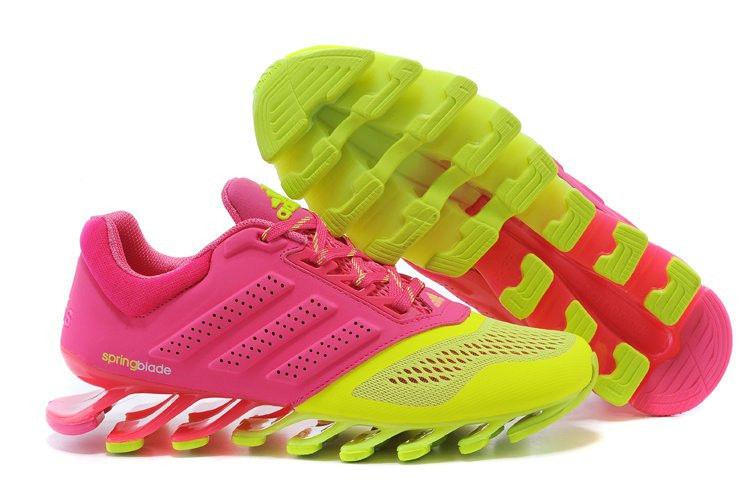 1837cd39 Кроссовки женские Adidas Springblade Оригинал. обувь для бега, кроссовки  для бега, адидас женские