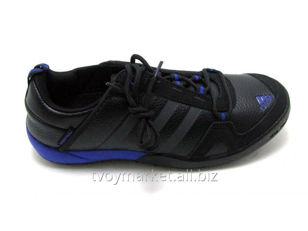 Кроссовки кожаные мужские Adidas Daroga M07 Оригиналтные кроссовки адидас 4b13b87776aa8