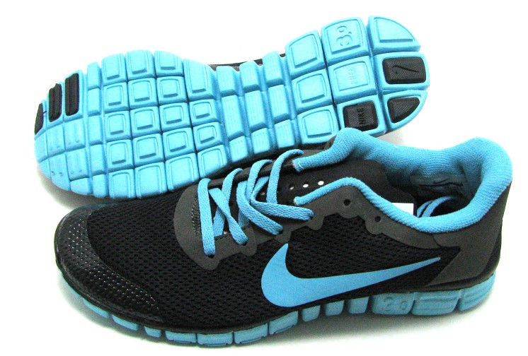 e57222c5 Кроссовки мужские Найк Фри 3.0 черно-бирюзовые Оригинал. Кроссовки Nike free  run 3